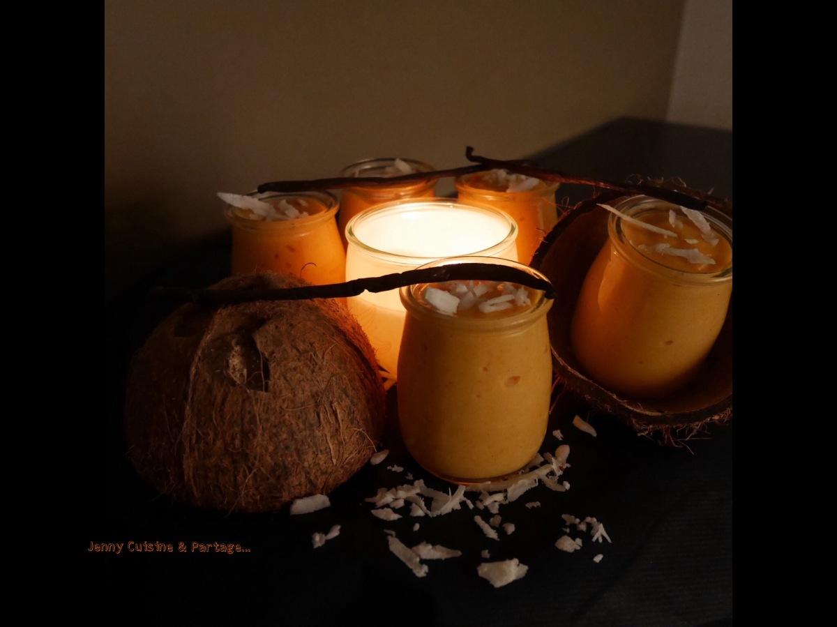 Crème Pâtissière Coco/Butternut