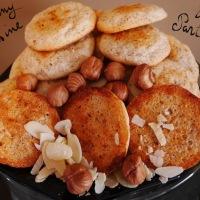 Biscuits à l'Okara Amandes/Noisettes