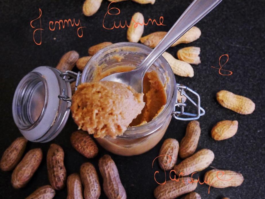 Beurre de cacahuètes etAmandes