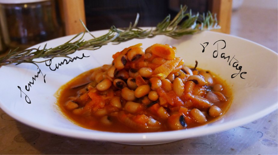 Haricots cornilles à la tomate, une recette goûteuse etsimple