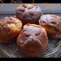 Gâteaux au yaourt citron/passion