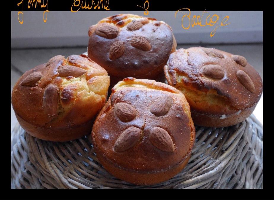 Gâteaux au yaourtcitron/passion