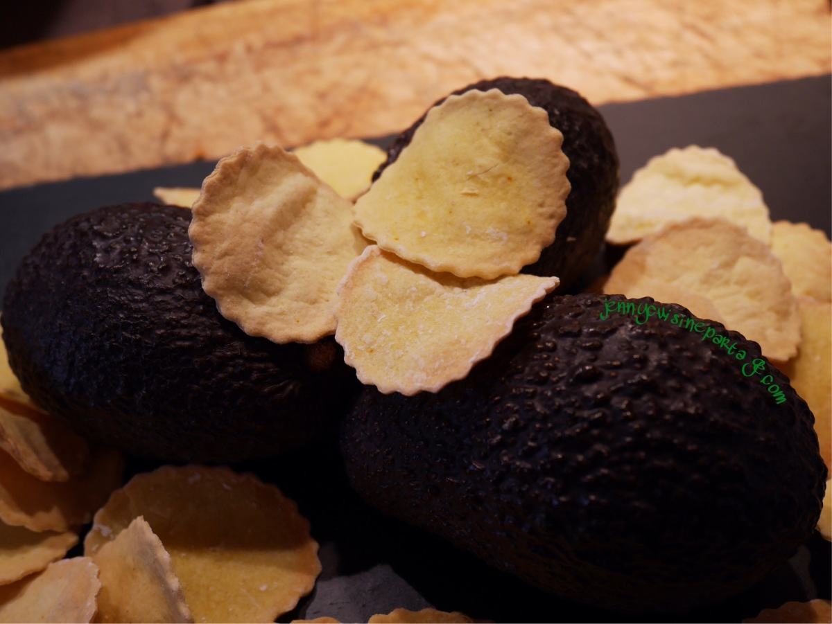 Tortillas de maïs et blé ( chips )