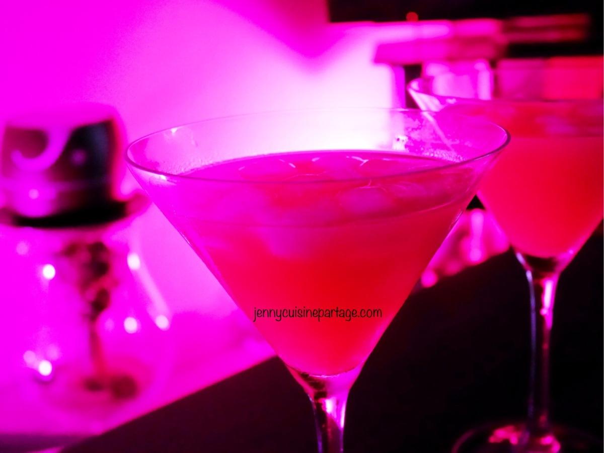Soleil rose (Cocktail)