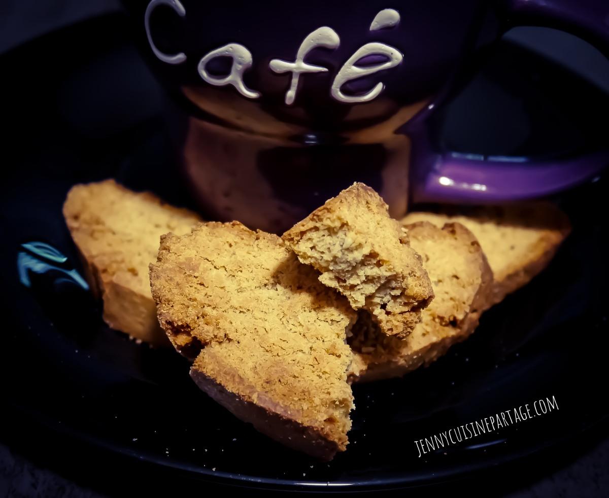 Biscotti coco / café