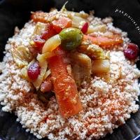 Côtes de bettes aux épices